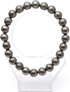 mens pyrite jewelry