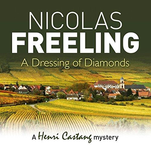 A Dressing of Diamonds audiobook cover art