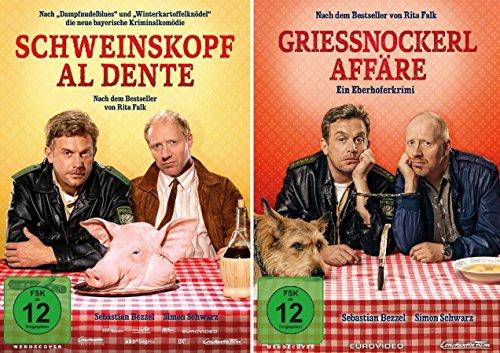 Eberhofer - Schweinskopf al dente + Grießnockerlaffäre (2 DVDs)