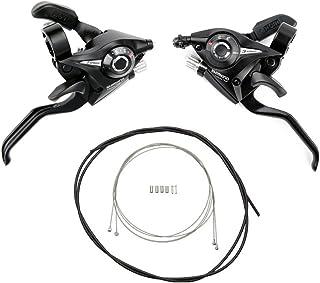 Shimano Bicycle EF51 Shifters 3x7