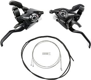 Shimano ST-EF51 Shifter/brake Lever Combo 3*7 Speed