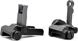 A&B Knight's Armament KAC300タイプ フリップアップ アイアンサイト サイトセット (BK)