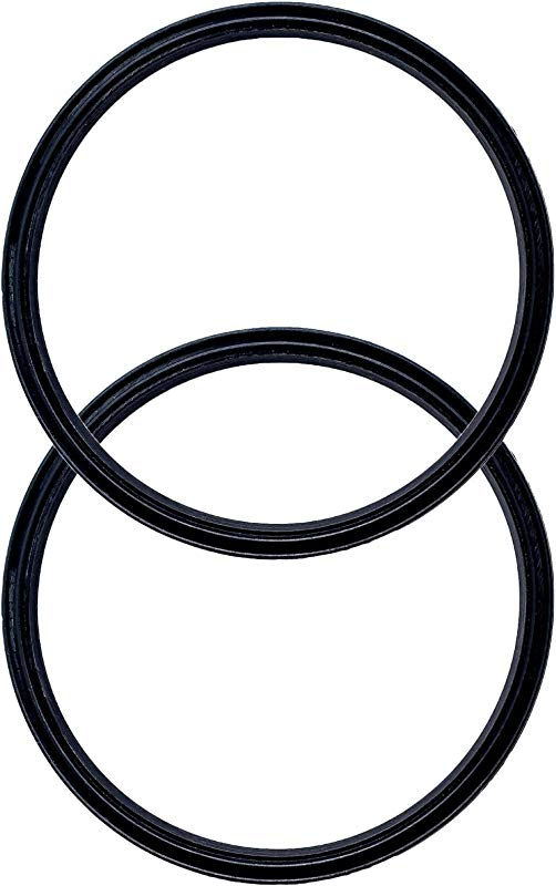 Pack Of 2 30 Oz Replacement Rubber Lid Ring Gasket Seals Lid For Insulated Stainless Steel Tumblers Cups Vacuum Effect Fit For Brands Yeti Ozark Trail Beast Black By C Berg Model 2019