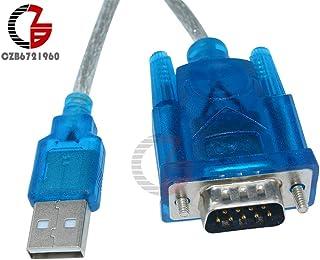 Davitu 1pcs PL2303 PL2303HX USB to UART TTL Cable module 4p 4 pin RS232 Converter
