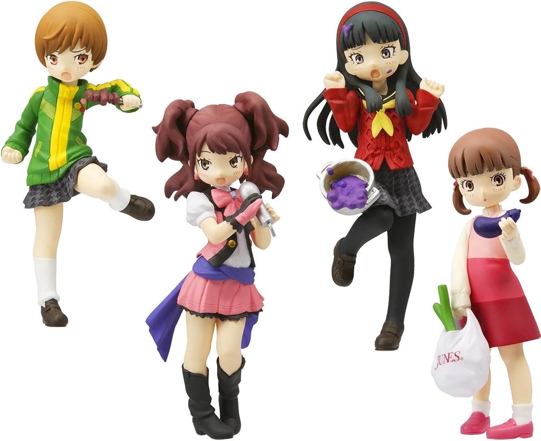 Half Age Characters - Persona 4 (8pcs)