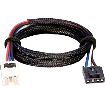 Reese Towpower 78056 Brake Control Wiring Harness for Infinity//Nissan