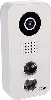 DoorBird Video Door Station D101, Polycarbonate Housing, White Edition, POE WiFi