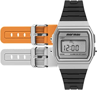 f6a266f23d3510 Moda - Prateado - Relógios / Masculino na Amazon.com.br