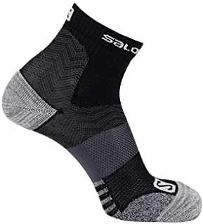 Salomon, Outpath Low Calcetines Bajos Unisexo Trail Running Sanderismo