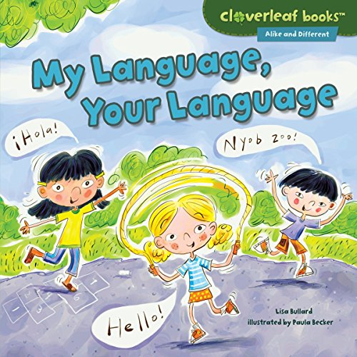 My Language, Your Language copertina