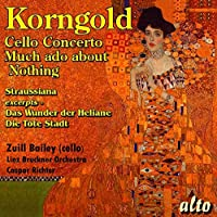Korngold: Cello Concerto/Much
