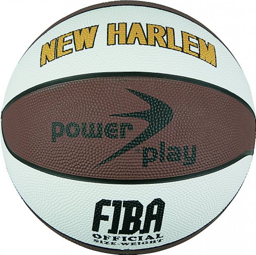 POWERPLAY NEW HARLEM Basketball Größe 6 Art. 1330169