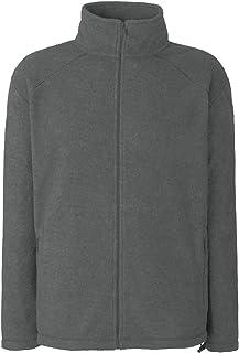 Fruit of the Loom Men's Full Zip Fleece Sweatshirt