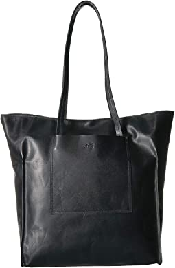 Cintia Leather Tote Bag