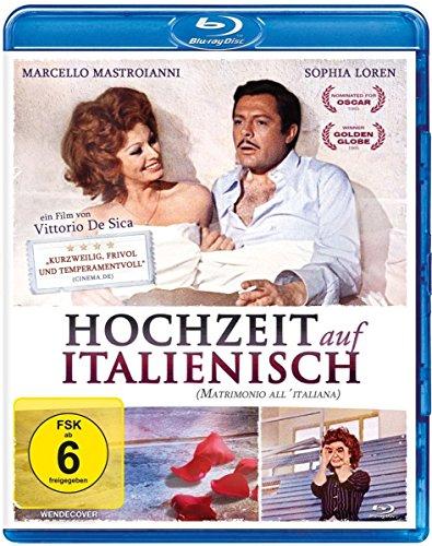 Hochzeit auf italienisch [Blu-ray]