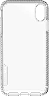 tech21 - Pure Clear Case Apple iPhone Xs Max - Clear