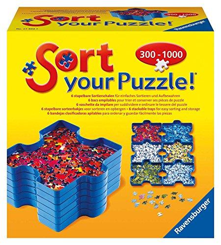 Ravensburger 179343 - Sort Your Puzzle - Sortierschalen