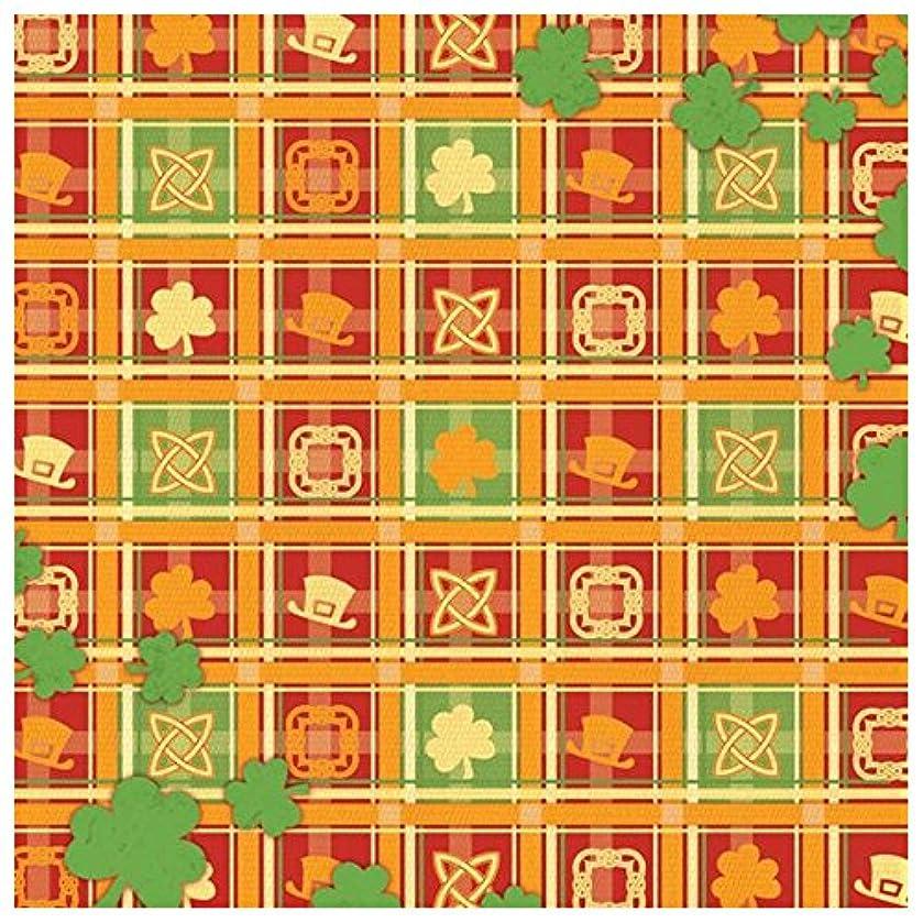 KAREN FOSTER Design 25 Sheets Scrapbooking Paper, Easter Egg Hunt Collage, 12