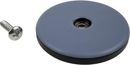 16 stuks/Teflon meubelglijders met schroeven/rond/Ø 25 mm, 5 mm dik/vloerbeschermer/PTFE-glijders.