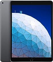 Apple iPadAir (10.5-inch, Wi-Fi + Cellular, 256GB) - Space Gray (Latest Model) (Renewed)
