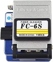 DAXGD Conector óptico de la cuchilla de la fibra Cuchillo de la fibra óptica FC-6S Material del metal