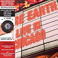 Live In Chicago - Cardboard Sleeve - High-Definition CD Deluxe Vinyl Replica by Rare Earth