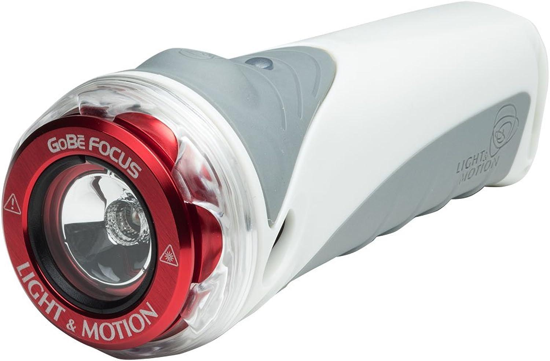 Light & Motion Gobe S Photo, Red White