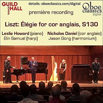 Liszt  Élégie