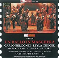 Verdi: La Ballo In Maschera by Bergonzi (2012-02-23)