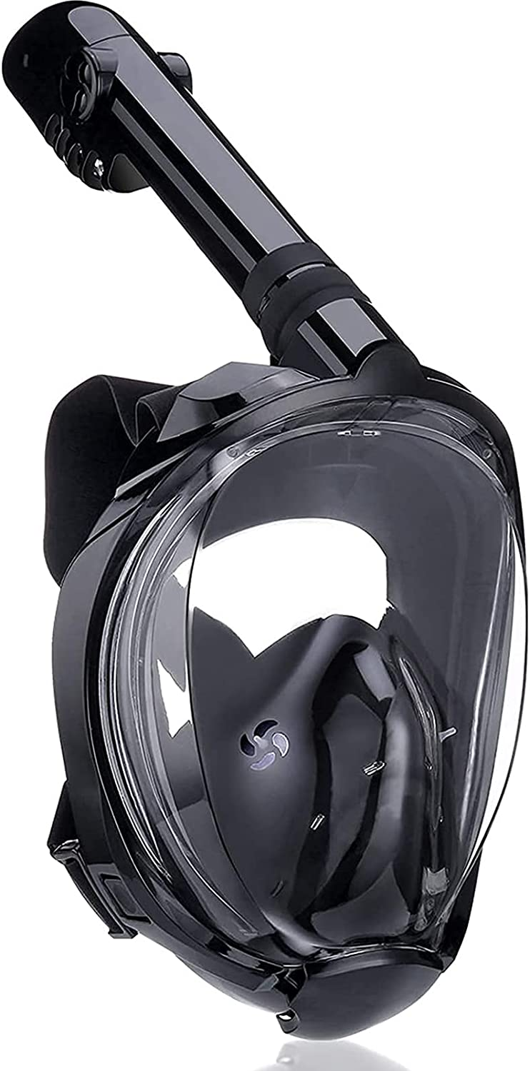 Trust AWJ Full Face Snorkel Mask Breathing for Adults 1 Mechanism Special price Kids