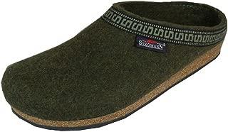 Men's Wool Clog, Military