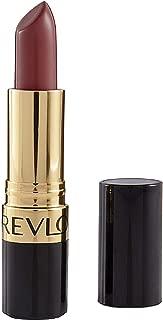 Revlon Super Lustrous Lipstick, Rum Raisin 0.15 oz (Pack of 5)