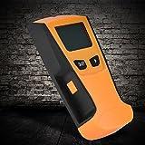 Socobeta Wood Wall Center Scanner - Detector de cables en directo de alta sensibilidad, duradero, multiprotección para el centro de pernos, kit de herramientas portátil de metal AC