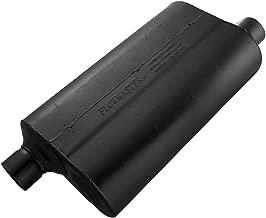 Flowmaster 52558 Super 50 Muffler - 2.50 Offset IN / 2.50 Offset OUT - Moderate Sound