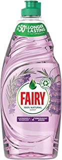 FAIRY Dishwashing Liquid Lavender & Rosemary, 625 ml