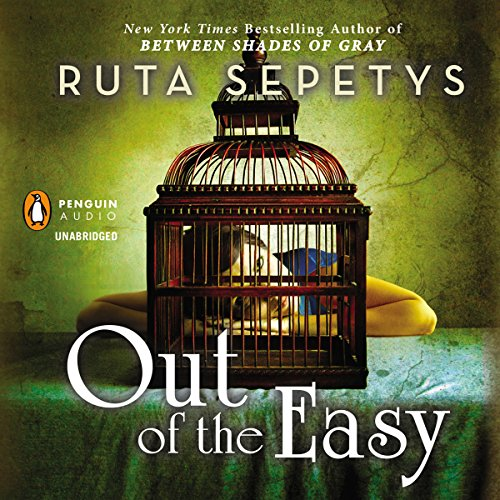 Out of The Easy audiobook cover art