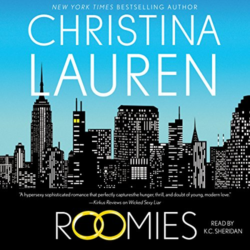 Roomies audiobook cover art