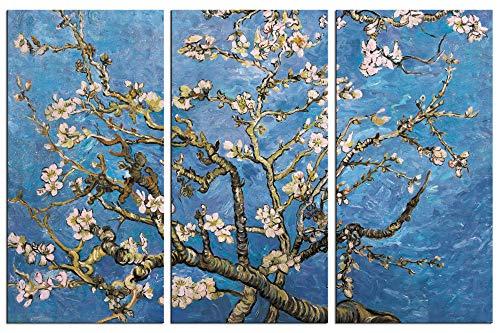 1art1 Vincent Van Gogh - Almendro En Flor