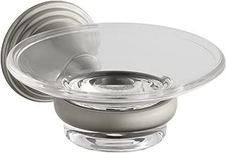 pedestal sink soap dish