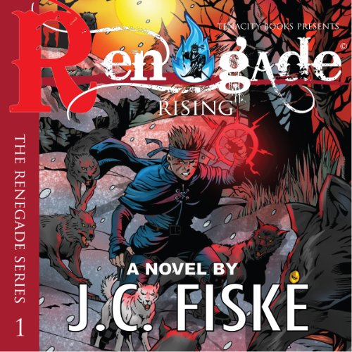 Renegade Rising cover art