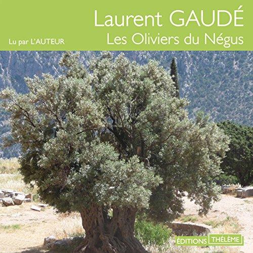 Les Oliviers du Négus audiobook cover art