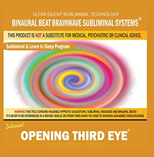 Opening Third Eye: Combination of Subliminal & Learning While Sleeping Program Positive Affirmations, Isochronic Tones & Binaural Beats