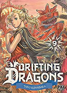 Drifting Dragons Edition simple Tome 9
