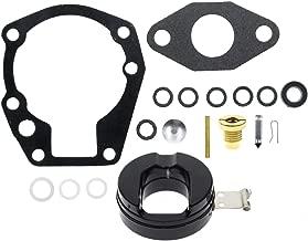 AUTOKAY Carburetor Rebuilt Carb Repair Kit for Johnson Evinrude 398532 1.5hp 2hp 3hp 4hp