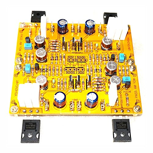 q-baihe Verstärker Board Pass am-s/Single-Ended Class A Verstärker/ausgewogene Eingang