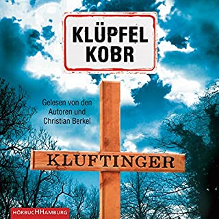 Kluftinger audiobook cover art
