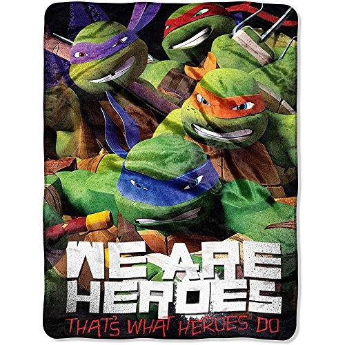 ninja turtle blanket - 3