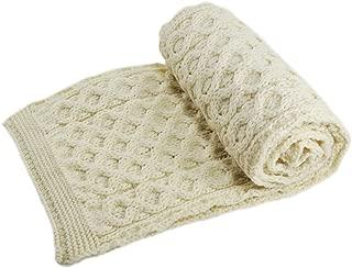 Merino Wool Irish Scarf