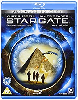 Stargate: Ultimate Edition (Blu Ray) [Blu-ray] (B002VD5S7E) | Amazon price tracker / tracking, Amazon price history charts, Amazon price watches, Amazon price drop alerts