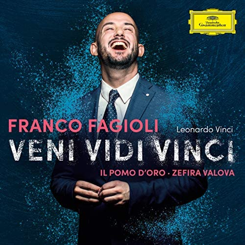 Franco Fagioli, Il Pomo D'oro & Zefira Valova